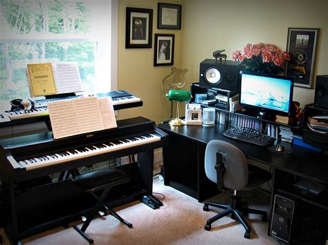how home studios are helping students