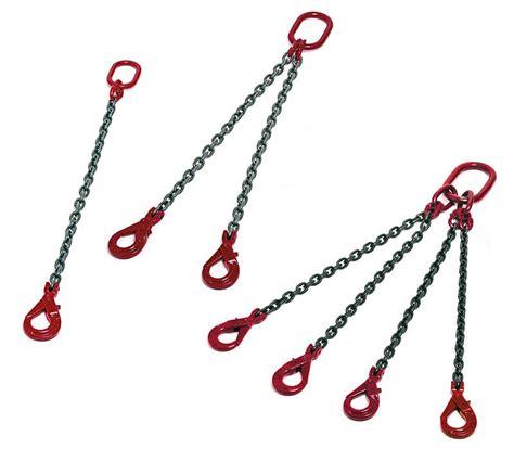 eslingas de cadena de acero ib 233 rica del cable y elevaci 243 n - Cadenas Eslingas