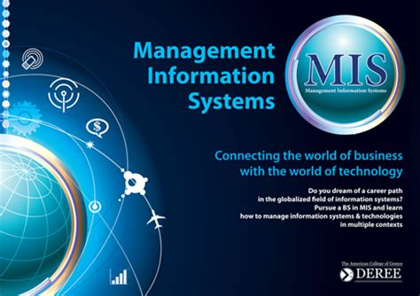Mba Computer Information Systems by New Bsc In Management Information Systems Mis