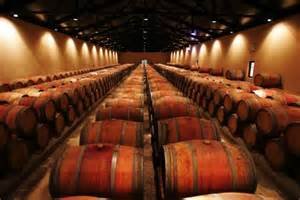 chai 224 barriques barrel cellar domaines fabre