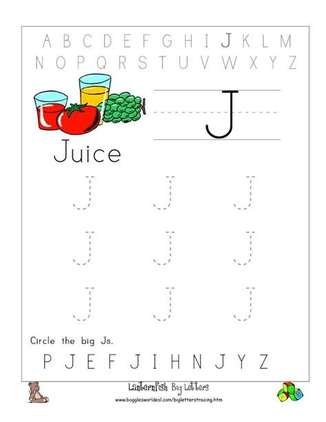 Kindergarten Free Printable Worksheets by 9 Best Images Of Free Printable Alphabet Worksheets