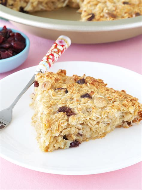 Cottage Cheese Bake by Cranberry Cottage Cheese Baked Oatmeal The Breakfast