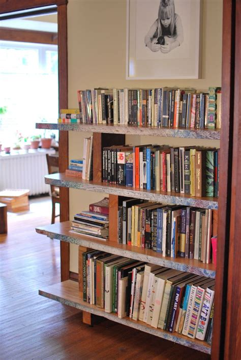 diy bookshelf do it yourself bookshelf to fill that empty wall home improvement remodeling
