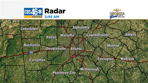 atlanta weather map atlanta weather forecast radar temperatures for