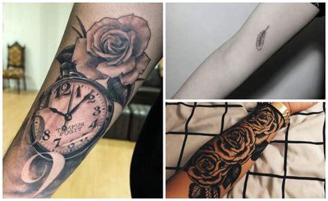 Tatuajes En El Brazo Y El Antebrazo Para Mujeres Y Hombres Tatto Antebrazo
