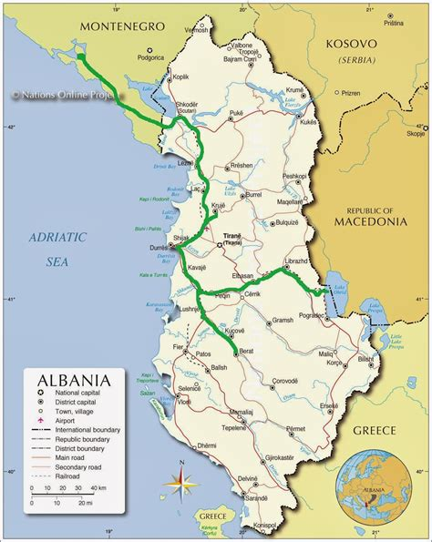 Albania Search Albania Map Images