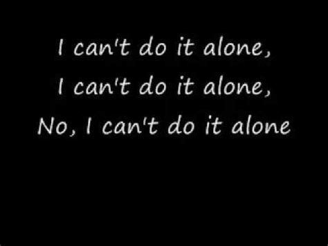 How Can I Do Mba When I M In H1 by 3oh 3 I Can T Do It Alone Lyrics