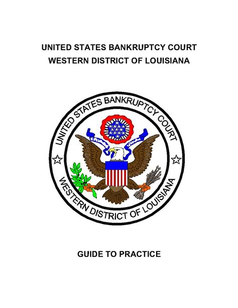 Western District Court Records Western District Of Louisiana United States Bankruptcy Court The Knownledge