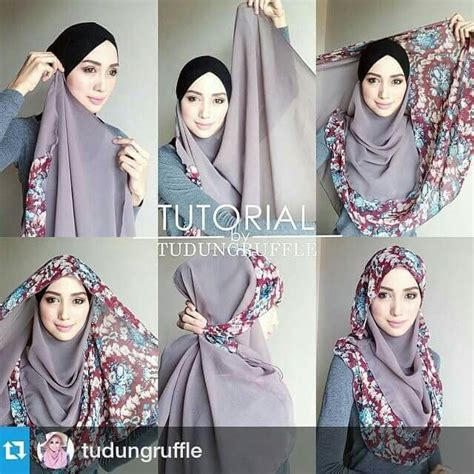 tutorial pashmina jersey 94 best images about hijab tutorial on pinterest simple