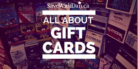How Long Do Gift Cards Last - gift cards explained part 2 basics save with dan