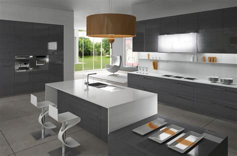Colorful Kitchen Islands Gorgeously Minimal Kitchens With Perfect Organization