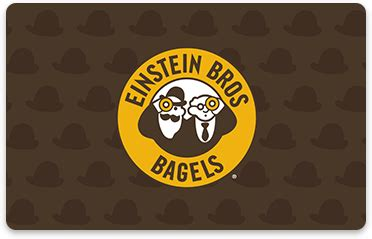 Create Gift Cards For Business - einstein bros bagels gift card