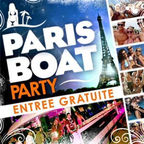 party boat paris paris boat party concorde atlantique paris mardi 2