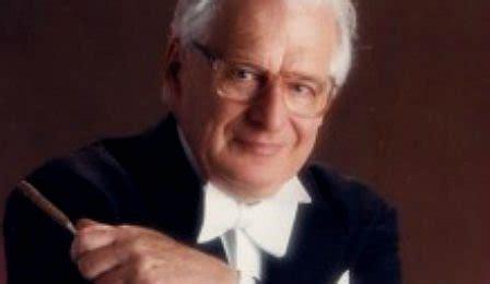 German born Conductor Franz Paul Decker has Died   Aged 90.