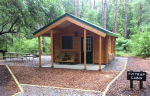 cing cabins at carolina new cground at lake
