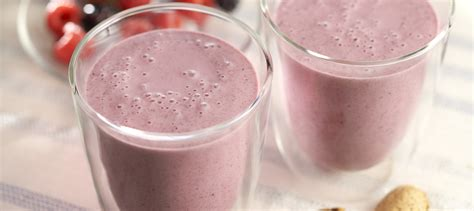 Recipes With Root Vegetables - get up and go breakfast smoothie recipe dairy goodness