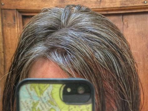 growing out grey without cutting hair grow out gray hair gracefully hairstylegalleries com