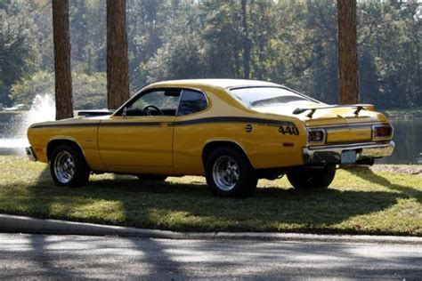 plymouth shows 1973 plymouth duster show car