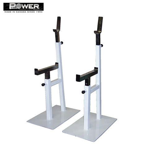 York Squat Rack by Powerbody Step Squat Rack Niagara Fitness