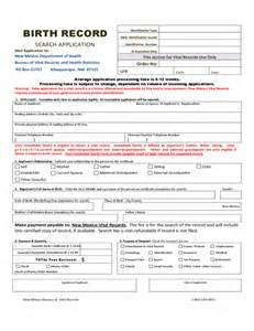 Birth Certificate Verification Letter 28 birth certificate letter form how birth
