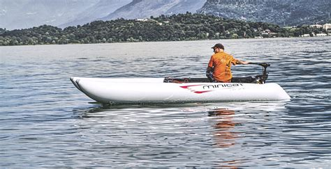 catamaran tender the perfect tender boat for your large yacht minicat