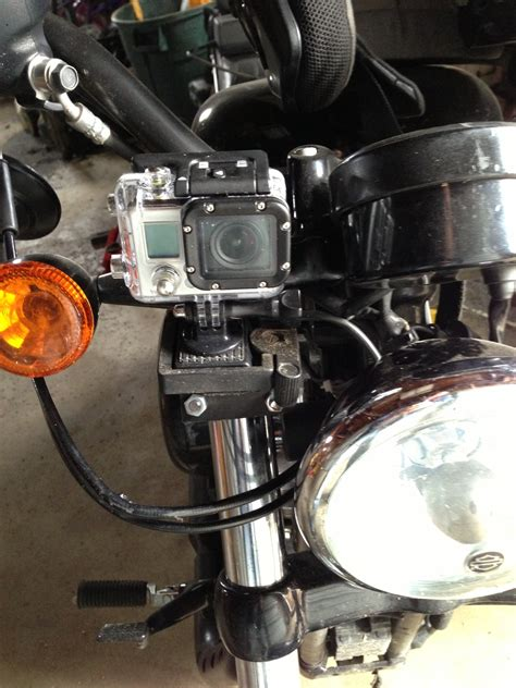 Gopro Motorrad by Motorcycle Mount Gopro Forum Classifieds And Support