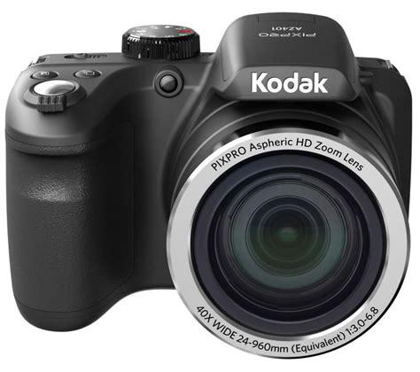 Kodak Launch Two New Cameras With Only 12 Megapixels by Kodak Pixpro Az401 Bridge Black Deals Pc World