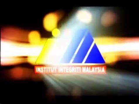 tutorial video korporat full download video korporat institut integriti malaysia