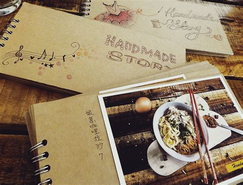 Handmade Menu - hello friend mochirou