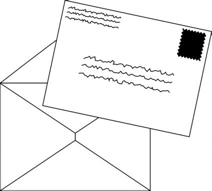 Free download of Letters clip art Vector Graphic - Vector.me Free Black And White Clip Art Letters