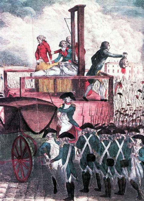 guillotine knitting revolution of terror www pixshark