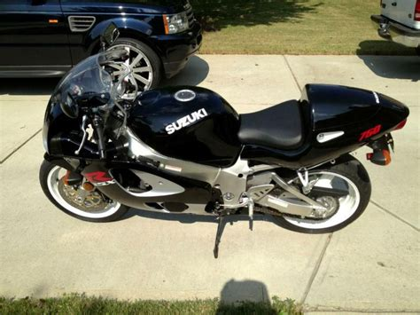 Suzuki Gsxr 750 1999 Buy 1999 Suzuki Gsxr 750 With Low Only 6600 On