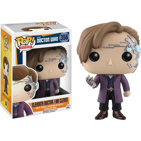 Funko Pop Eleventh Doctor 220 funko doctor who 11th doctor mr clever pop vinyl figure at hobby warehouse
