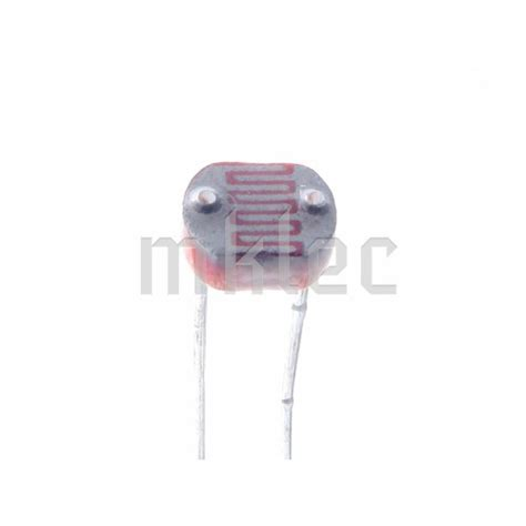 light dependent resistor light switch gl5528 ldr light dependent resistor