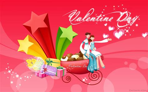 wallpaper abyss valentine s day stars chocolates presents and a couple for valentine s