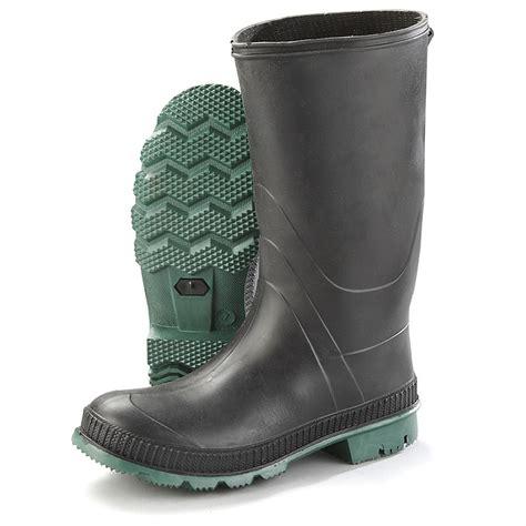 kamik s blazer rubber boots 622632 rubber