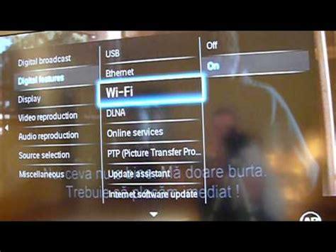 reset samsung plasma tv factory settings philips 42pfl9664 service menu youtube