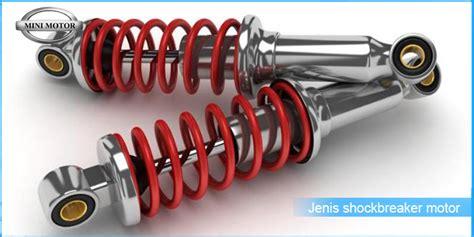 Jenis Dan Alarm Motor jenis jenis dan fungsi shockbreaker sepeda motor mini