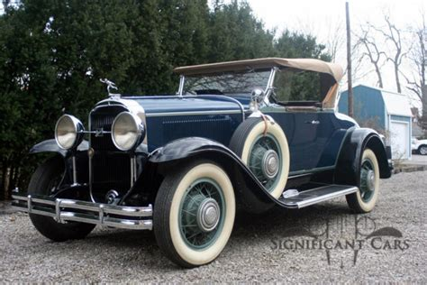 1930 buick for sale 1930 buick 30 44 roadster restored from the ground up