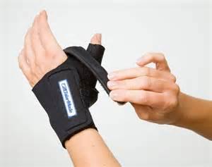 Comfort Cool Thumb Support Cool Comfort Thumb Abduction Splint Thumb Wrap Talarmade Com