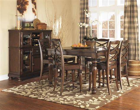 Porter Dining Room Set Porter Counter Height Dining Set By Furniture