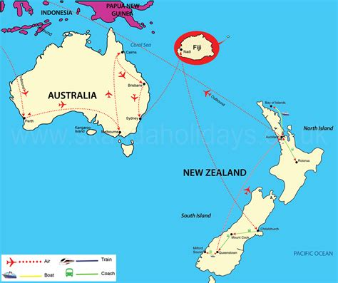 map of australia and nz map of australia new zealand and fiji partywithorangecounty