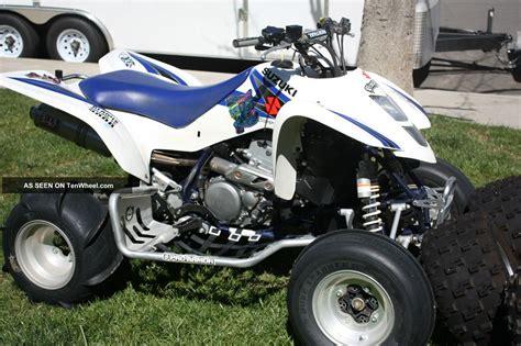 Suzuki Ltz400 2006 Suzuki Ltz 400