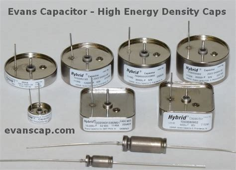 capacitor energy density supercapacitors electronic parts and tools