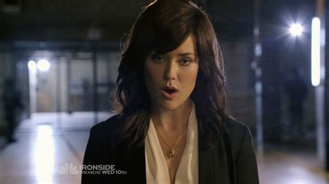 does megan boone wear a wig megan boone wig on blacklist megan boone wig on blacklist