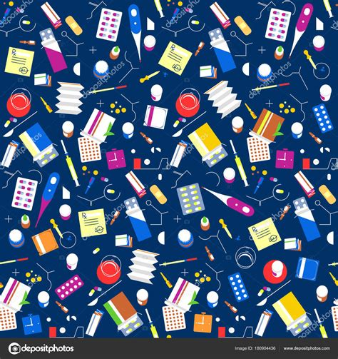 seamless pattern software mac medical background design with pills flow rpg game best