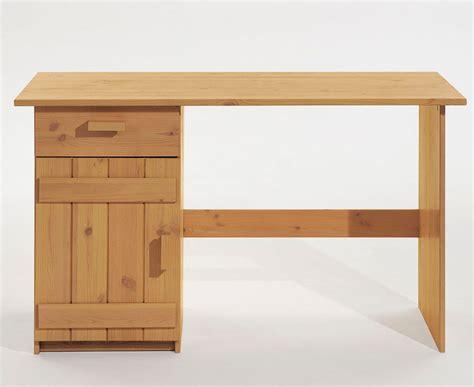 Schreibtisch Kiefer Massiv by Kinder Schreibtisch Kiefer Massiv Gelaugt Holz M 246 Bel Pc Tisch