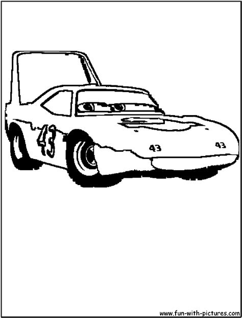 king cars coloring pages free coloring pages of cars dinoco