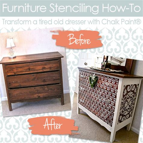 how to faux paint furniture how to stencil wood furniture with chalk paint 174 decorative