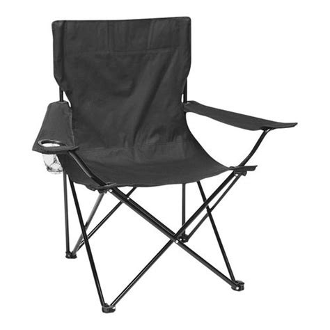 folding cing chair with cup holder